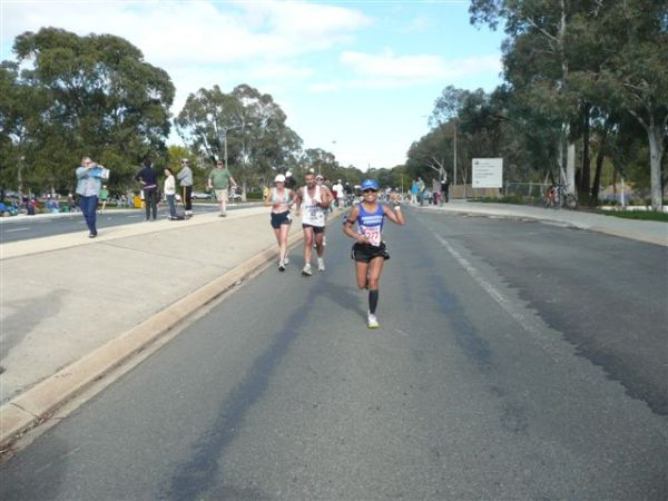 Again at 25th KM pic by Brian
